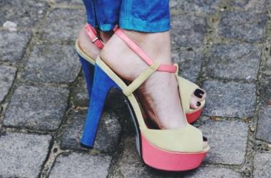 Модные босоножки 2013: главные тенденции от фешн-блогера (фото)