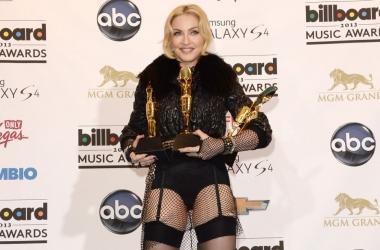 Личные фото Мадонны попали в интернет (фото)