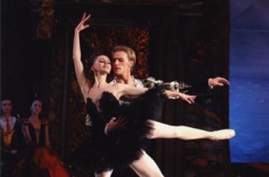 Денис Матвиенко в Киеве покажет потрясающий балет