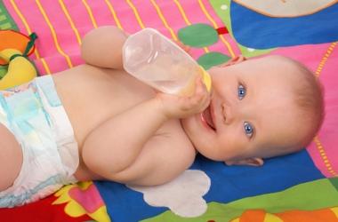 Определенные молочные продукты опасны для ребенка