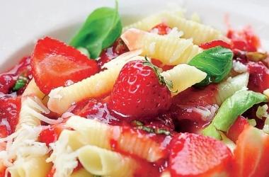 Секретный рецепт: паста с клубникой