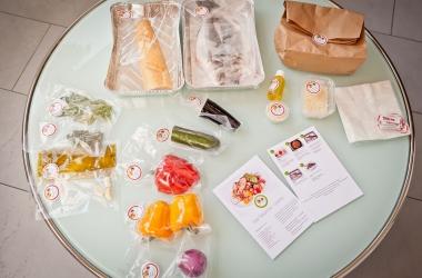 Гастрономические наборы: полчаса и ужин как в ресторане