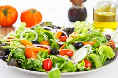 Салат с зеленью: 6 кулинарных секретов