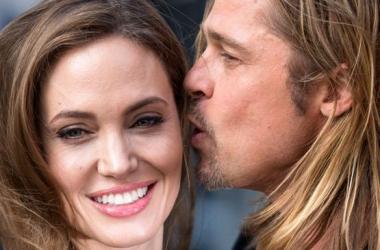 Анджелина Джоли отказалась выходить замуж за Брэда Питта