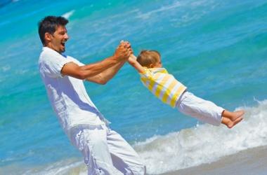 Правила здорового загара ребенка