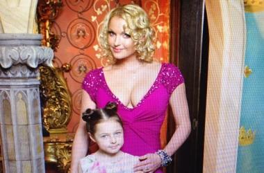 Анастасия Волочкова познакомила дочь со Зверевым (фото)