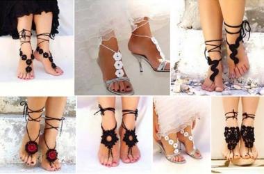 В моду вошло необычное украшение на ноги (фото)