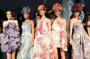 Айна Гассе представила невероятно цветочную коллекцию (фото, видео)