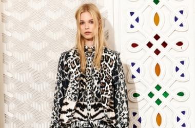 Мода 2014: новые тренды в круизной коллекции Кавалли (фото)