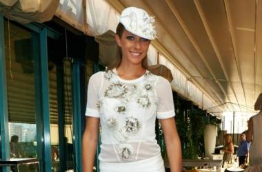 Стиль звезды: Катя Осадчая в мини-шортах (фото)