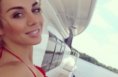 Анна Седокова показала фигуру на свадебном снимке (фото)