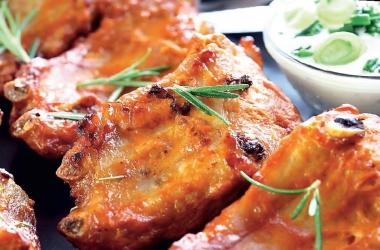 Рецепт дня: ребрышки барбекю