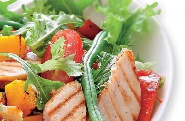 Рецепт дня: салат гриль