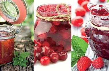 3 рецепта правильного варенья из ягод