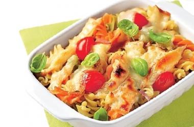 Рецепт дня: итальянская запеканка