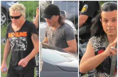 Scorpions, Hurts, БИ-2, Арбенина - звезды рока на одной сцене - эксклюзив (фото)