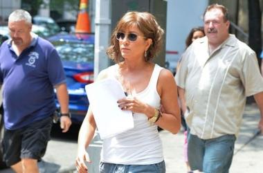 Дженнифер Энистон распрощалась со своей знаменитой прической (фото)