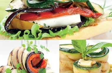 3 быстрых блюда из баклажанов: летние рецепты