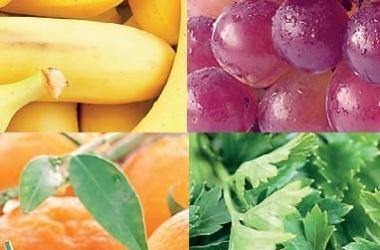 Какого цвета должна быть еда: твое здоровое питание