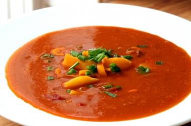 Рецепт дня: суп голландский томатный