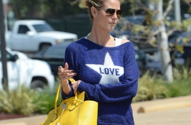 Остро модный тренд лета 2013: ярко-желтая сумка (фото)
