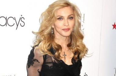 55-летняя Мадонна показала обнаженную фигуру (фото)