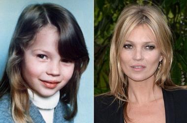 Как модели выглядели в детстве (фото)