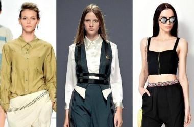 Модные брюки 2013: 8 самых трендовых фасонов (фото)