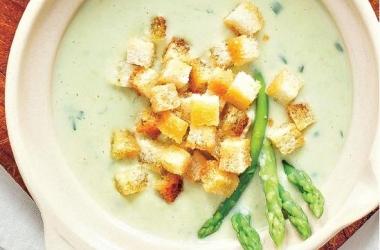 Как готовить крем-суп: рецепт с крутонами