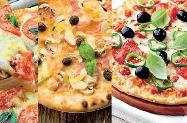 Как съесть пиццу без вреда для фигуры