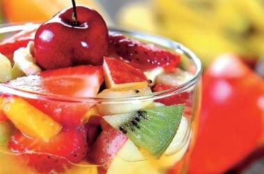Сколько овощей и фруктов надо съедать в день