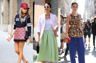 Уличный осенний стиль 2013: как одеваются модницы Нью-Йорка (фото)