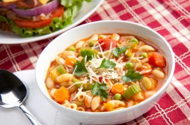 Рецепт итальянского супа минестроне