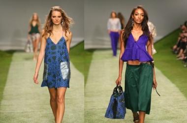 Мода весна-лето 2014: коллекция для особенных от Topshop из Лондона (фото)