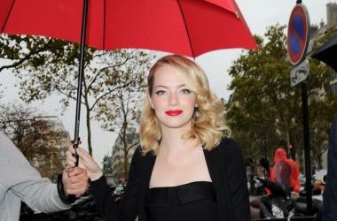 Звездотренды: какие зонты выбирают знаменитости (фото)