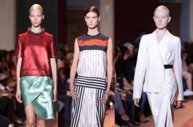 Неделя моды в Париже: модерный показ Седрика Шарлье (фото)