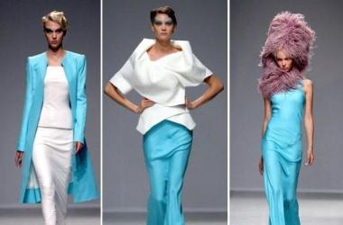 Неделя моды в Париже: авангардный показ Gareth Pugh (фото)