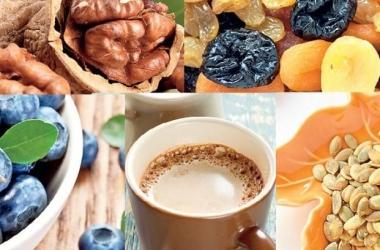 Здоровье осенью: 5 главных продуктов для ума
