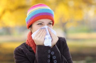 Как вылечить кашель осенью