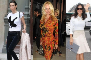 Стильные гости Недели моды в Париже: звезды и дизайнеры ошеломляют (фото)