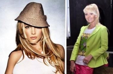 Бритни Спирс украла платье у Валерии (фото)