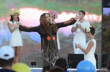 Певица Наталья Могилевская беременна? (фото)
