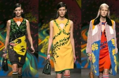 Что будут носить весной: показ Prada на Неделе моды в Милане (фото)