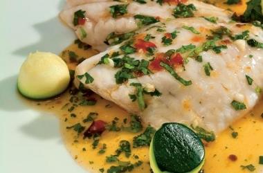 Мастер-класс от шеф-повара: готовим морского окуня по-тайски