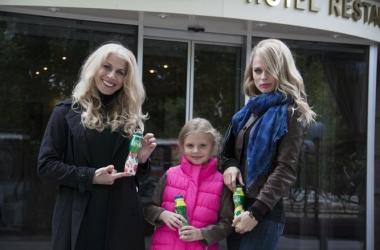 Ольга Фреймут провела инспекцию на заводе «Данон Днипро»