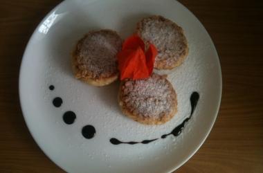 Сырники с шоколадом и овсяными хлопьями: рецепт пошаговый с фото