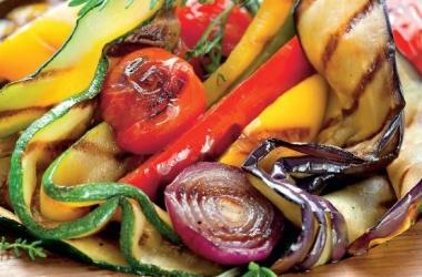 Овощи гриль в духовке: рецепт для осеннего ужина