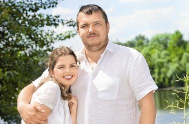 Участники проекта 'Худеем в паре' Ксения и Саша: 'Чем больше худеем, тем сильнее азарт'
