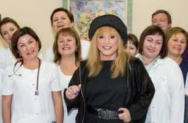 Как Алла Пугачева в клинику за детьми ходила: новые подробности (фото)
