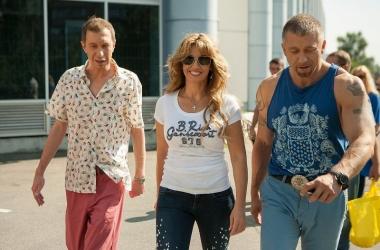 Оксана Марченко потусила с симпатичными парнями (фото)